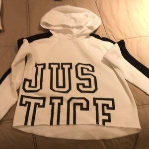Girl justice hoodie